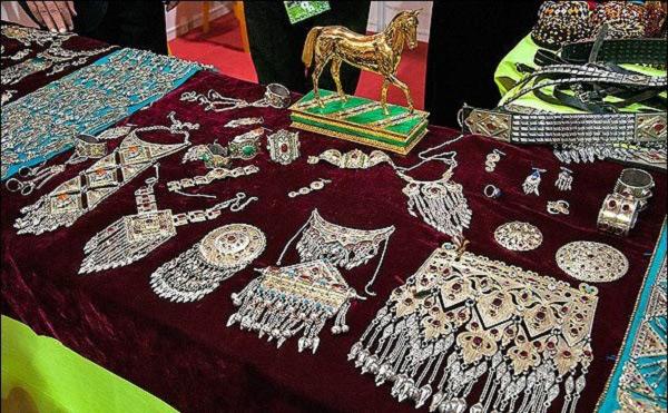 تزئین جواهرات