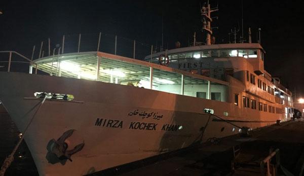 کشتی میرزا کوچک خان