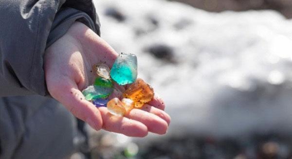 ساحل شیشهای روسیه