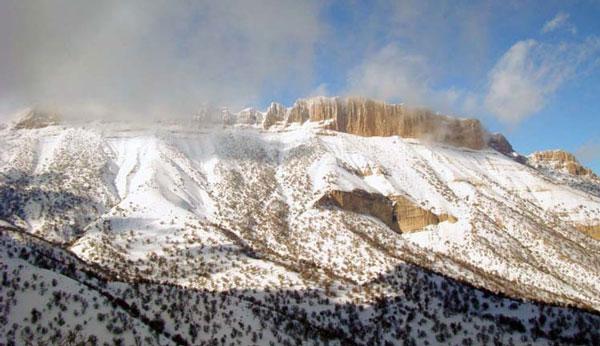 کوه مانشت